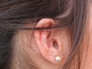 Ear, listening